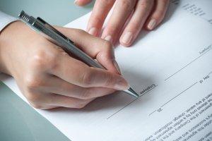 Steuerformulare, Mantelbogen und Anlage