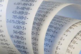 Belege sammeln Steuer